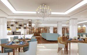 Logic Behind Colors Used in Hotel Designs