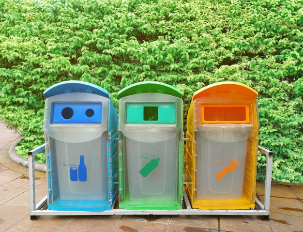 Waste management at restaurant